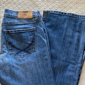 Pink Victoria Secret Blue Denim Bootcut Jeans  4 R